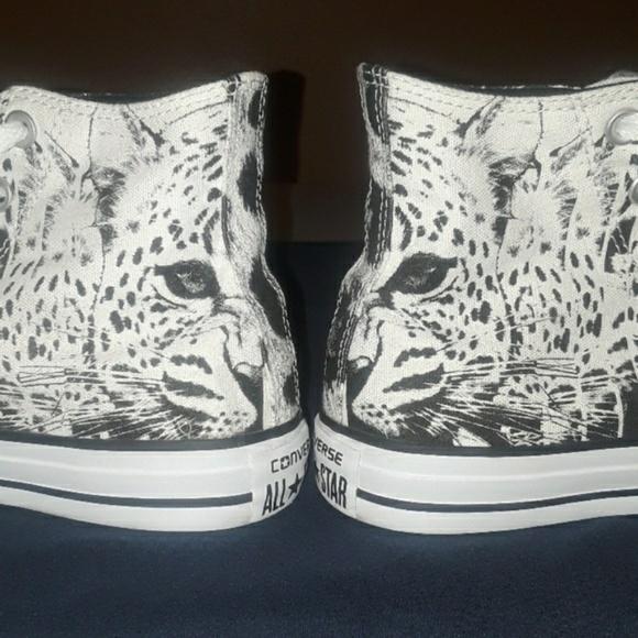 8502564179c5 Converse Shoes | Rare Snow Leopard Sz 7 | Poshmark